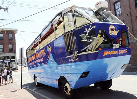 duck boat tours in portland maine local duck boat passengers not hesitant to ride the