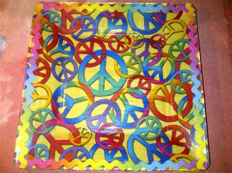 Fabric Decoupage Glue - decoupage mods podge glue fabric decorations you want