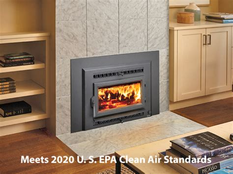 Wood Insert For Fireplace by Small Flush Wood Hybrid Fyre Wood Insert Fireplace Xtrordinair