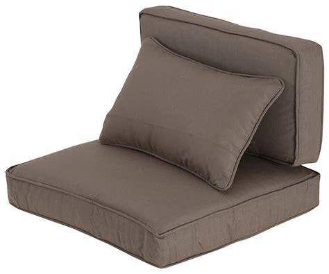 sillon leroy merlin funda para coj 237 n de sill 243 n jamaica chocolate ref 14575085