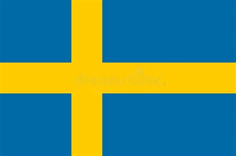 sweden flag colors swedish national flag official flag of sweden accurate