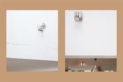 Mur Fissur Comment R Parer 3132 by Reboucher Fissure Mur Ext 233 Rieur R Parer La Fissure D Un