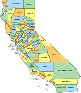 eastern district of california map california bankruptcy court locations by county
