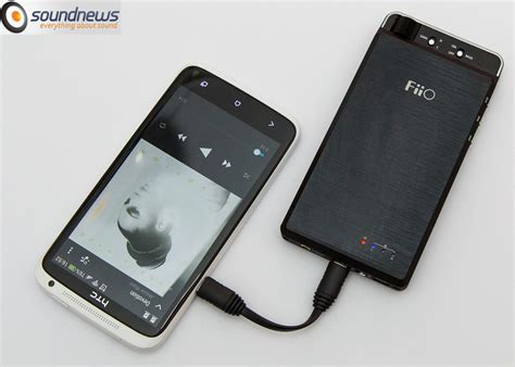 sound lifier for android fiio e18 android dac review sound news