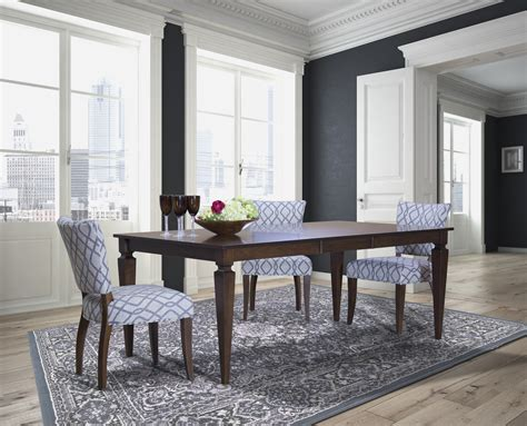 carson dining table carson dining table saloom furniture company