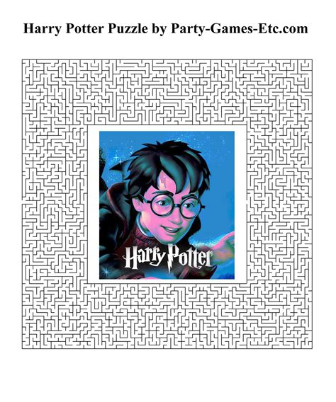 harry potter printable board games harry potter party games free printable games and
