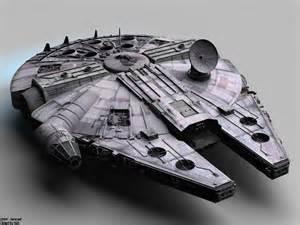 Star wars millennium falcon by sencnes on deviantart