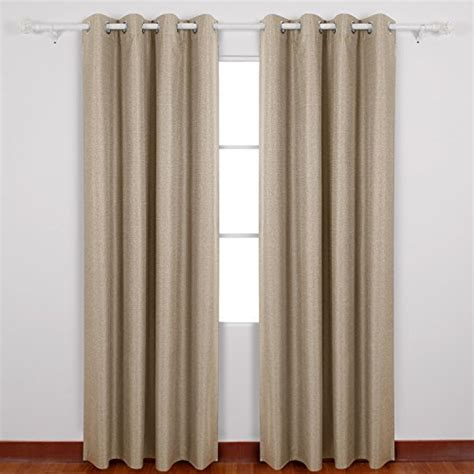 insulated curtain fabric deconovo thermal insulated blackout curtain heavy fabric