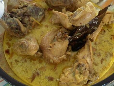 resep membuat opor ayam paling enak resep cara membuat opor ayam kung bumbu kuning paling