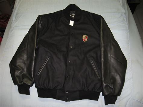Porsche Jackets Fs New Porsche Varsity Jacket 100 Pelican Parts