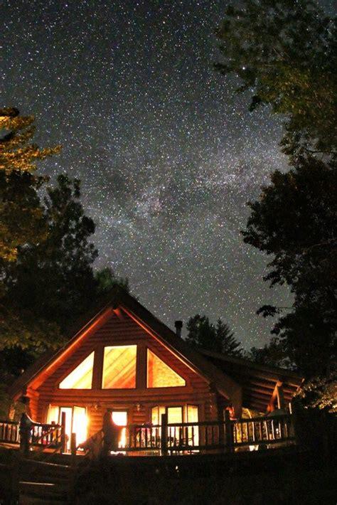 creekside cabin at lake lodge in cook minnesota