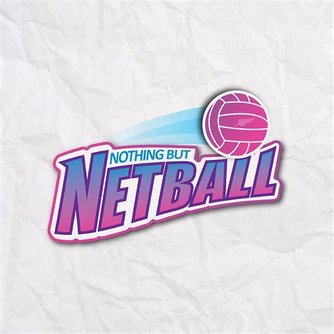 design a netball logo modern professional logo design for nothing but netball