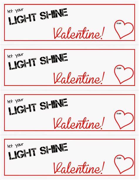 Stick Pony Creations: FREE Glow Stick Valentine Printable
