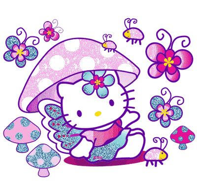 imagenes de kitty brillantes 16 fotos que se mueven de hello kitty im 225 genes que se mueven