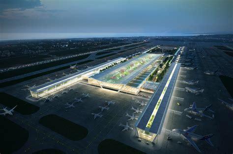 Air 2 Di Taiwan foster partners il terminal verde dell aeroporto di taiwan blackflag
