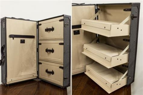 travel suitcase with drawers tumi townhouse wardrobe travel suitcase interior drawers