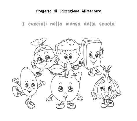 progetto alimentazione progetto didattico per bambini sull alimentazione le