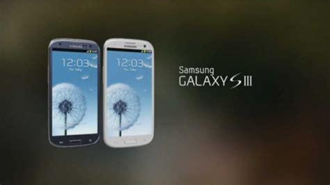 samsung galaxy siii commercial 2012