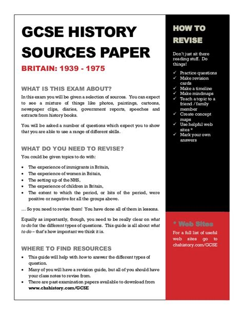 history question pattern history paper guide and questions