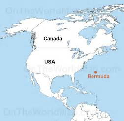 Bermuda Map World by Alfa Img Showing Gt Bermuda Location On World Map
