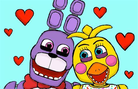 imagenes kawaii de toy bonnie bonnie x toy chica by rubyrose10 on deviantart