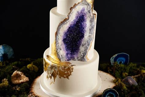 How To Decorate My Home by Geode Cake Tutorial 50 Off New Craftsy Class Rose Bakes