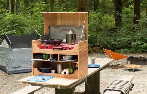 build   camp kitchen chuck box rei  op