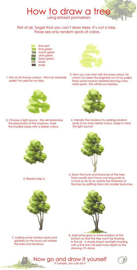 typography tree tutorial 17 best ideas about pencil drawing tutorials on pinterest