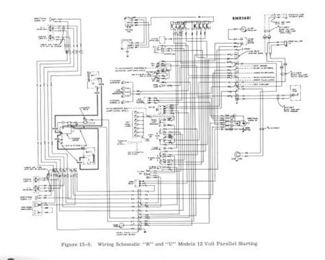 r model 12 volt positive ground wiring diagram antique