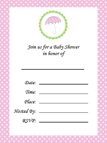 free printable baby shower in printable baby shower invitations free