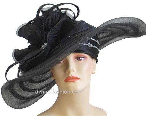 s church hat derby hats dress hats black white