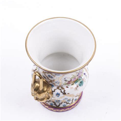 buy small limoges porcelain vase on thebestantique