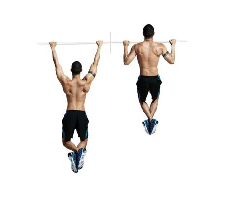 exercise pull up vs chin up s fitness