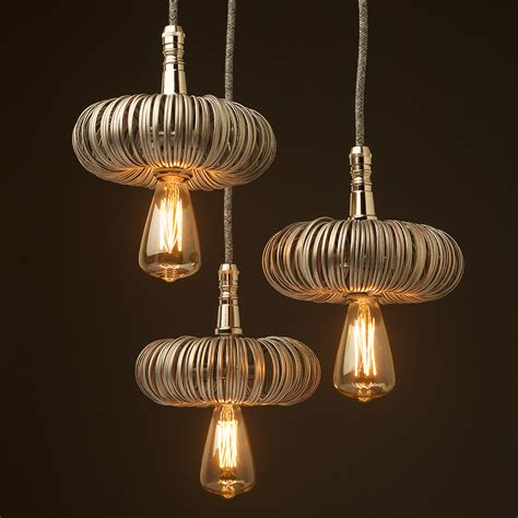 Can Light Pendant Nickel Pendant Light Fitting Of Aluminum Can Top Rings