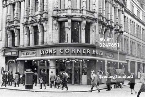 lyons tea rooms lyons corner house 1960 60 s best time of my house and lyon