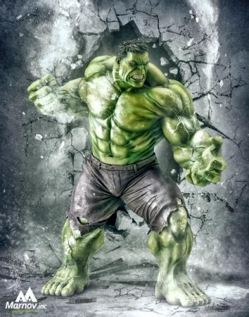 tutorial photoshop hulk hulk rage by novans v adikresna photoshop creative