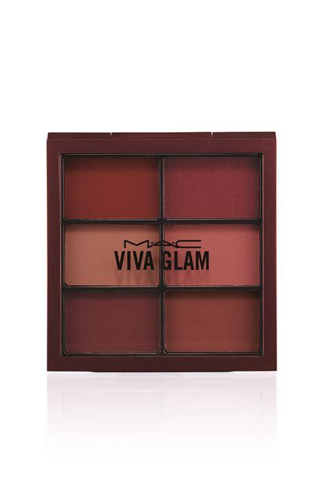 Viva Glam Eyeshadow mac cosmetics and rihanna launch viva glam lip palette