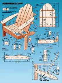 simple upcycled pallet adirondack chair instructions 99