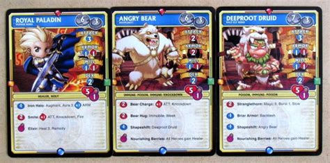 dungeon explore card template review dungeon explore where explorers learn