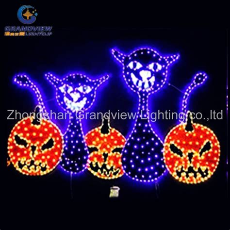 outdoor led halloween lights outdoor horrible led light all saints day decoration