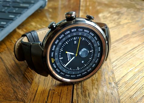 Smartwatch Asus Zenwatch 3 zenwatch 3 review asus offers a compelling wear smartwatch