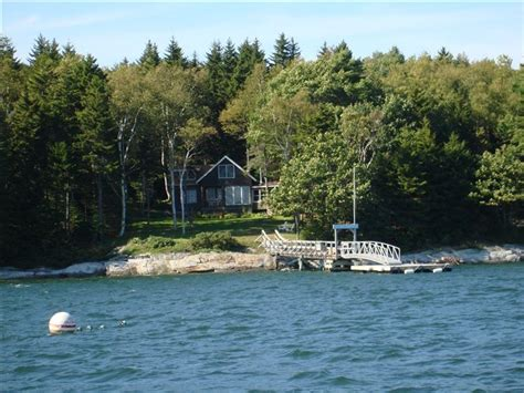 Calendar Islands Maine Maine Island Cottage Lower Goose Island Vrbo