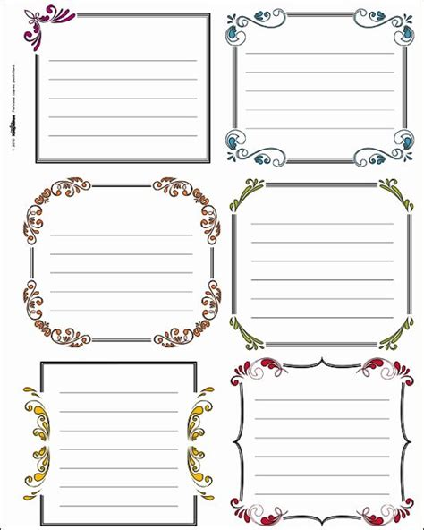 printable scrapbook journal templates download free journaling spots club ck blog club ck