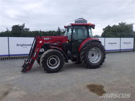 case farmall buy used case ih farmall 105a tractors on auction mascus uk