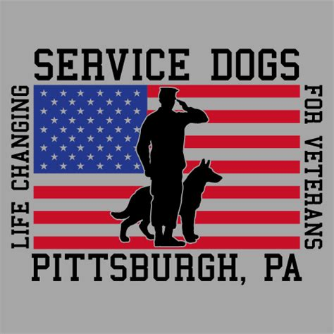 service dogs for veterans changing service dogs for veterans custom ink fundraising