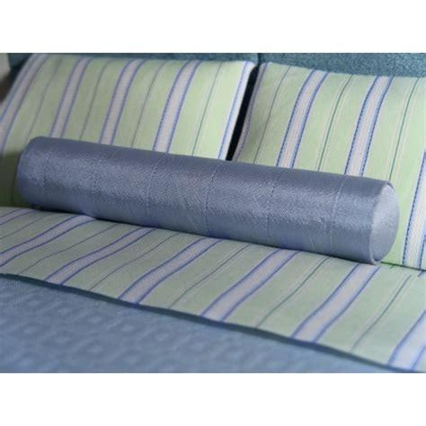 Blue Bolster Pillow by Modern Dollhouse Furniture M112 Pods Light Blue
