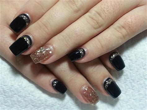 Braune Nägel by Bling It On Nail Gallery