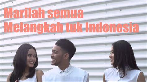 Download Mp3 Gac Untuk Indonesia | untuk indonesia gac lyric video stronger youtube