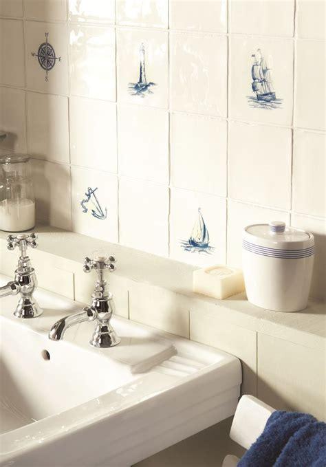 nautical bathroom tiles home designs