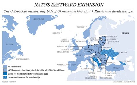 Nato Expansion by Nato Expansion Image Mike Faille